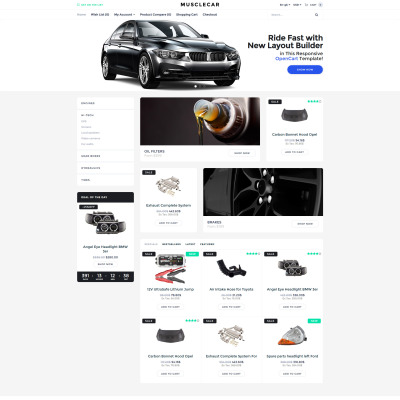 Advanced Website Package